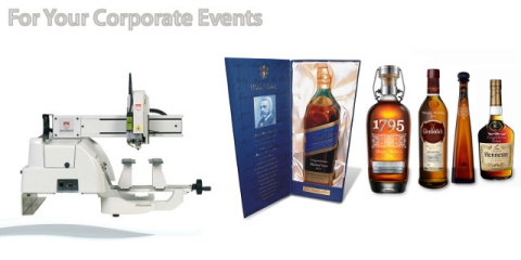 Bottle Engraving Services